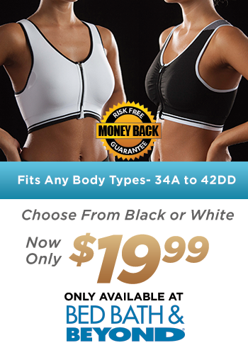 Order Copper Fit® Ultraflex Sports Bra Now!